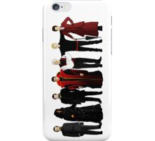 Doctor Who - The Master iPhone Case/Skin