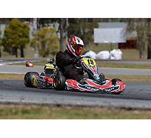 Tom Kart Photographic Print