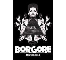 Borgore #NEWGOREORDER Poster Photographic Print