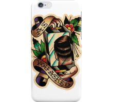Barber 12 iPhone Case/Skin