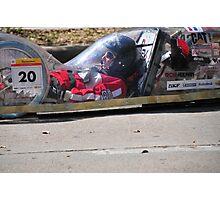 Eco Racer Photographic Print