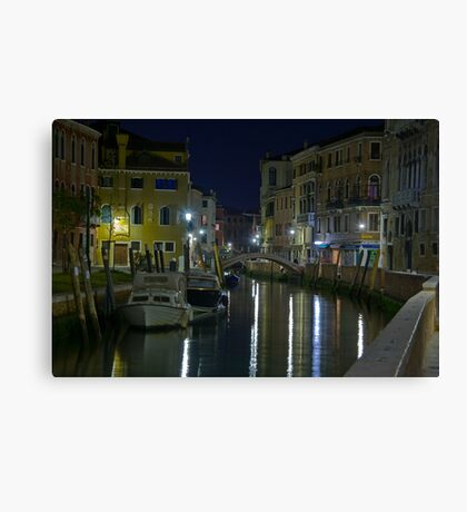 A Night To Remember Canvas Print