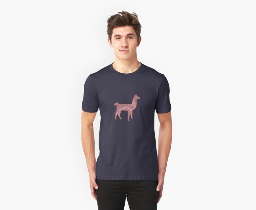 Llama by Mile High Mason Designs