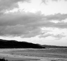 Sawtell Beach by cosmicpower