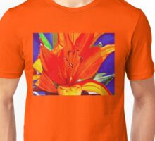 Big Orange Lily Unisex T-Shirt