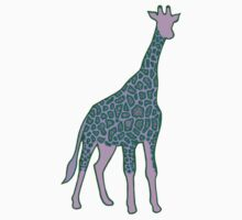 Giraffe by Mile High Mason Designs