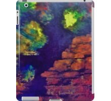 IN TO THE abyss iPad Case/Skin