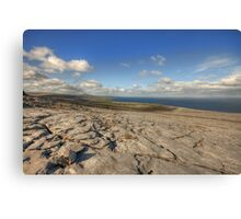 Fanore View Canvas Print