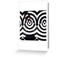 Centric Greeting Card