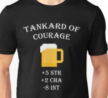 Tankard of courage Unisex T-Shirt