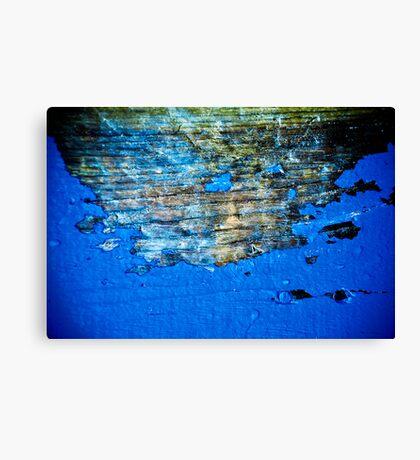 The Deep - Unsafe passage Canvas Print