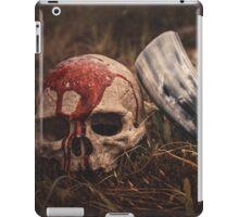 Viking Skull iPad Case/Skin