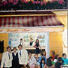 Al Piccolo Bar, Ciao - Capri by Carole Russell