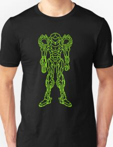 Super Metroid Schematic Unisex T-Shirt