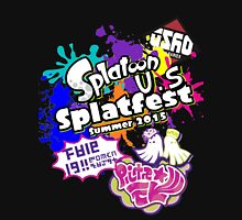 Splatoon Splatfest 2015 Unisex T-Shirt