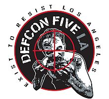 DEFCON5 LOS ANGELES Photographic Print