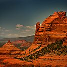 Sedona Rocks by socalgirl