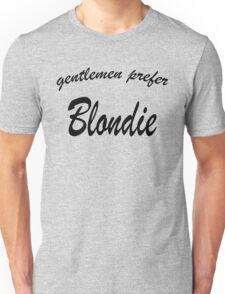 Gentlemen Unisex T-Shirt