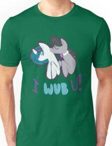 i wub u Unisex T-Shirt