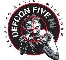 DEFCON 5 MI by seizethejay