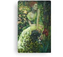 Proserpine Canvas Print