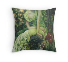 Proserpine Throw Pillow