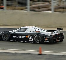 Triple H Maserati MC12 by Willie Jackson