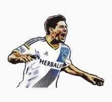 Steven Gerrard | LA GALAXY by barrydarcy