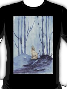 From silvery woods there comes a call T-Shirt