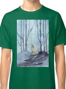 From silvery woods there comes a call Classic T-Shirt