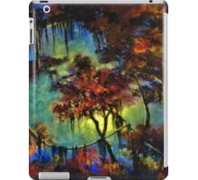 JUNGLE LIGHT 2 iPad Case/Skin
