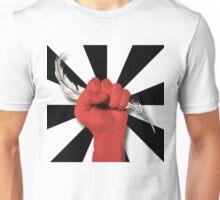 Mightier (white) Unisex T-Shirt