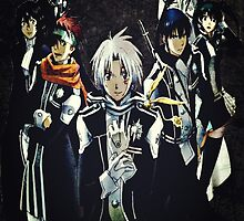 D. Gray Man - Group by xbritt1001x