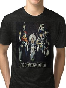 D. Gray Man - Group Tri-blend T-Shirt