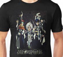 D. Gray Man - Group Unisex T-Shirt