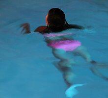 Night Swimming by heatherfriedman