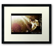 Stairway to Abode Framed Print