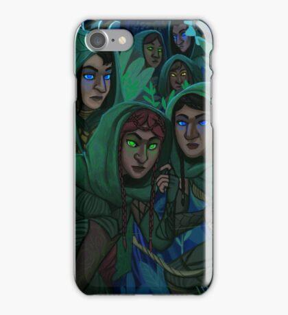 Mirkwood Elves iPhone Case/Skin