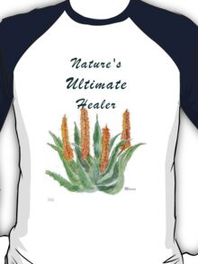 Nature's Ultimate healer  T-Shirt