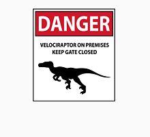 Keep the Gate Closed Sign (Raptors) Unisex T-Shirt