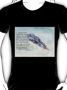Crow Feather T-Shirt