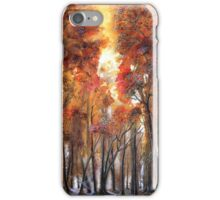 Timeless Trees iPhone Case/Skin