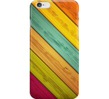 Color Stain iPhone Case/Skin