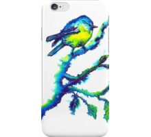 Sunkissed Robin iPhone Case/Skin