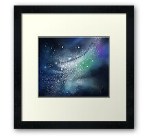Greater Flow Framed Print