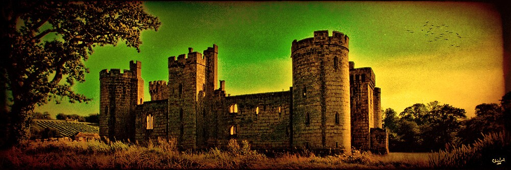 Bodium Castle by Chris Lord