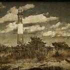 Fire Island Lighthouse by M a r i e B a r c i a