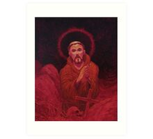 St Francis of Assisi Art Print