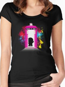 Dr. MON Women's Fitted Scoop T-Shirt