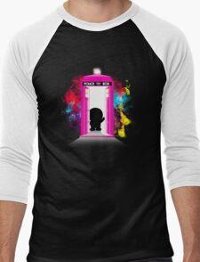 Dr. MON Men's Baseball ¾ T-Shirt